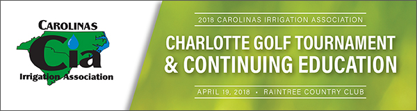 2018 Charlotte Golf Tournament and Continuing Education