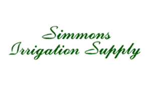 Simmons Irrigation Supply Logo